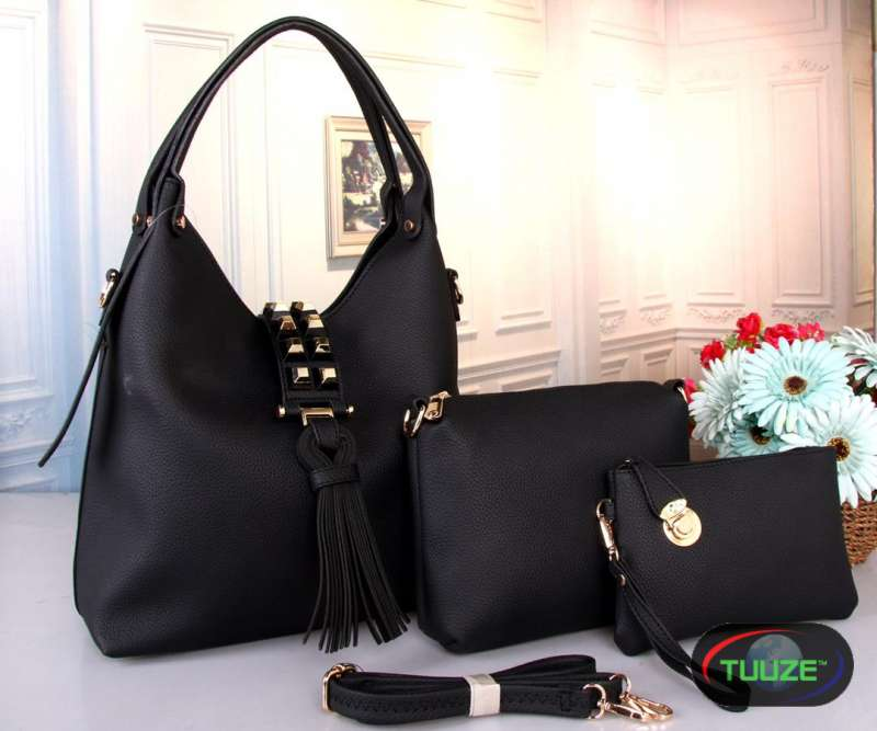 3 in 1 Fashionable Ladies Handbags