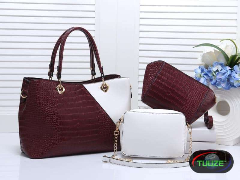 3 in 1 Ladies Handbags
