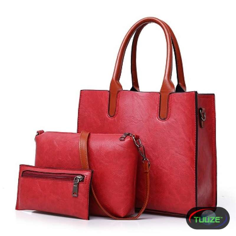 3 in 1 Modern Ladies Handbags