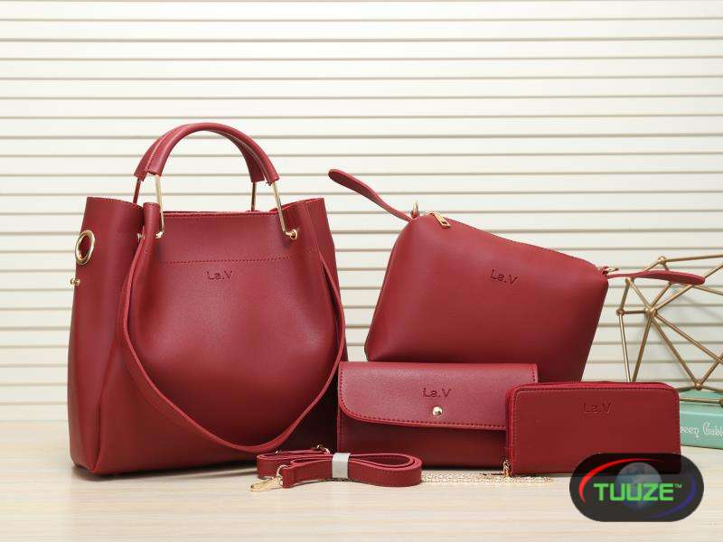 4 in 1 Ladies Handbags