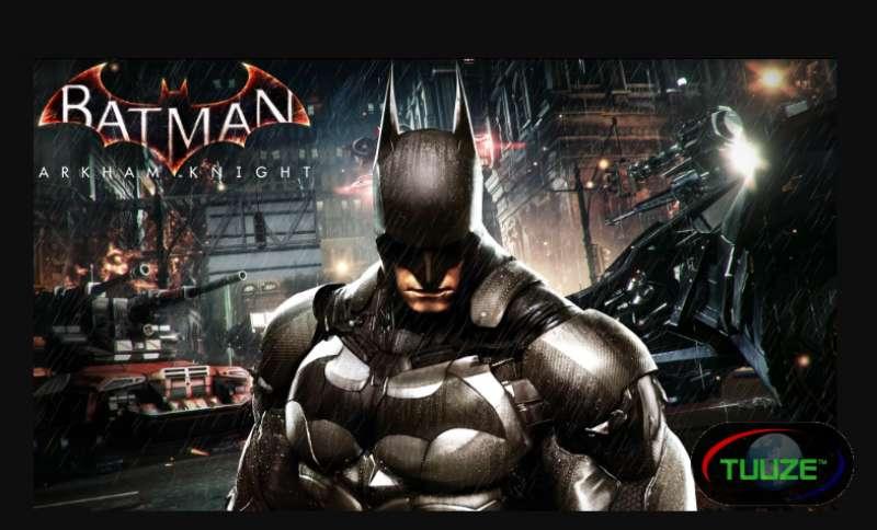 Batman Arkham Knight Laptop Desktop Computer Game
