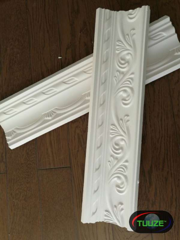 Ceiling cornices  ceiling medallion  floor skirtin