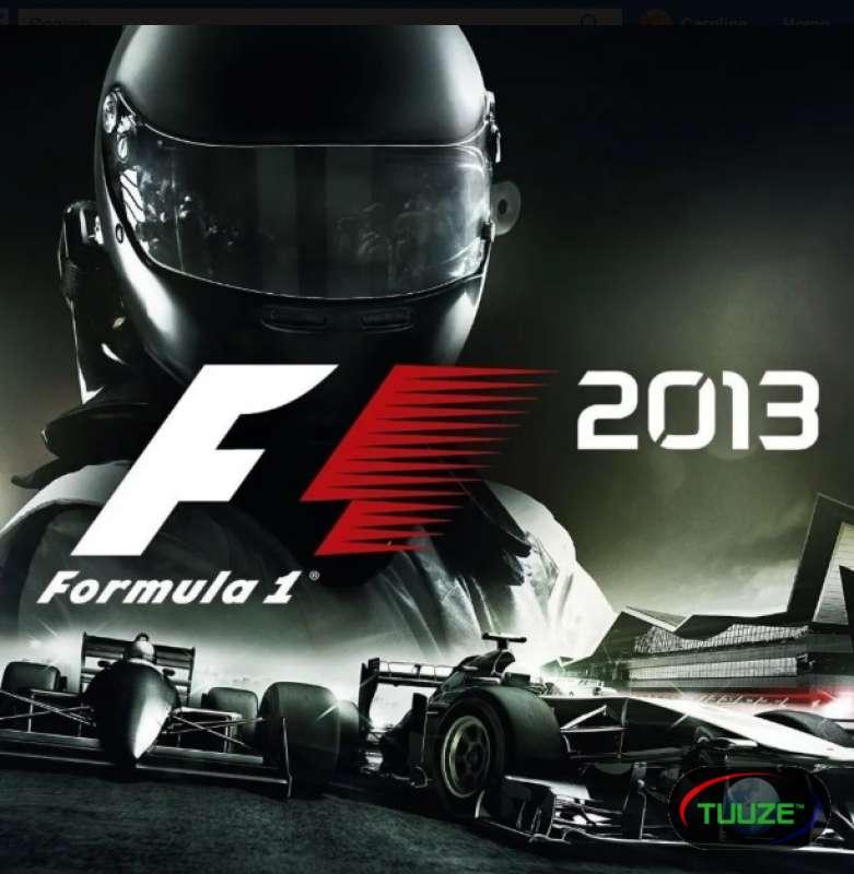 Formula 1  2013  Laptop Desktop Computer
