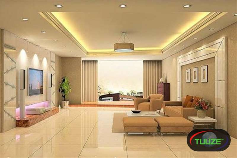 Gypsum ceiling  modern designs  professional