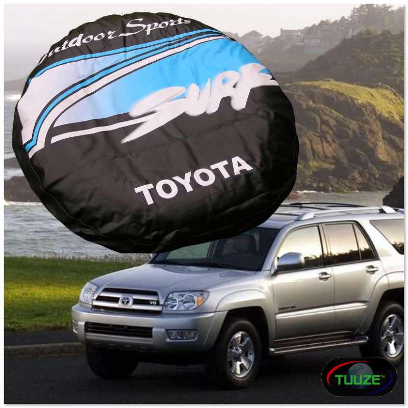 Heavy Duty Soft Spare Wheel Covers