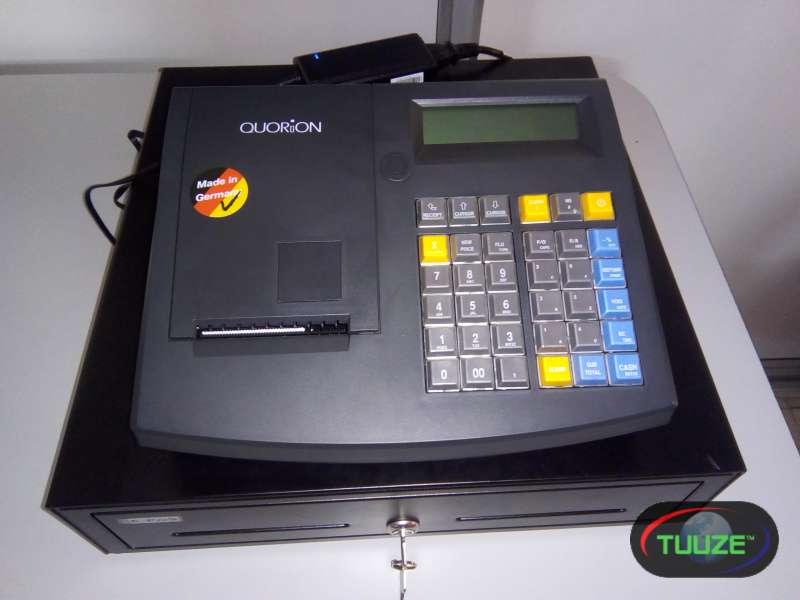Inexpensive Simple Cash Register   Etr Machine