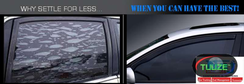 Premium Car Tinting in Westlands