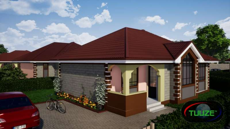 Ruai 3 Bedroom Bungalow