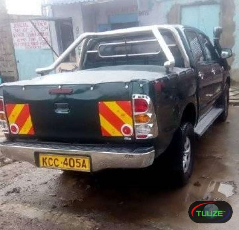 Toyota hillux Double Cab For Sale In Nairobi