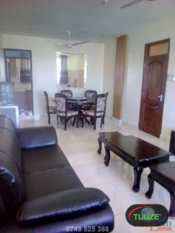 3 Bedroom Furnished Apartment  Beach Rd Nyali J4