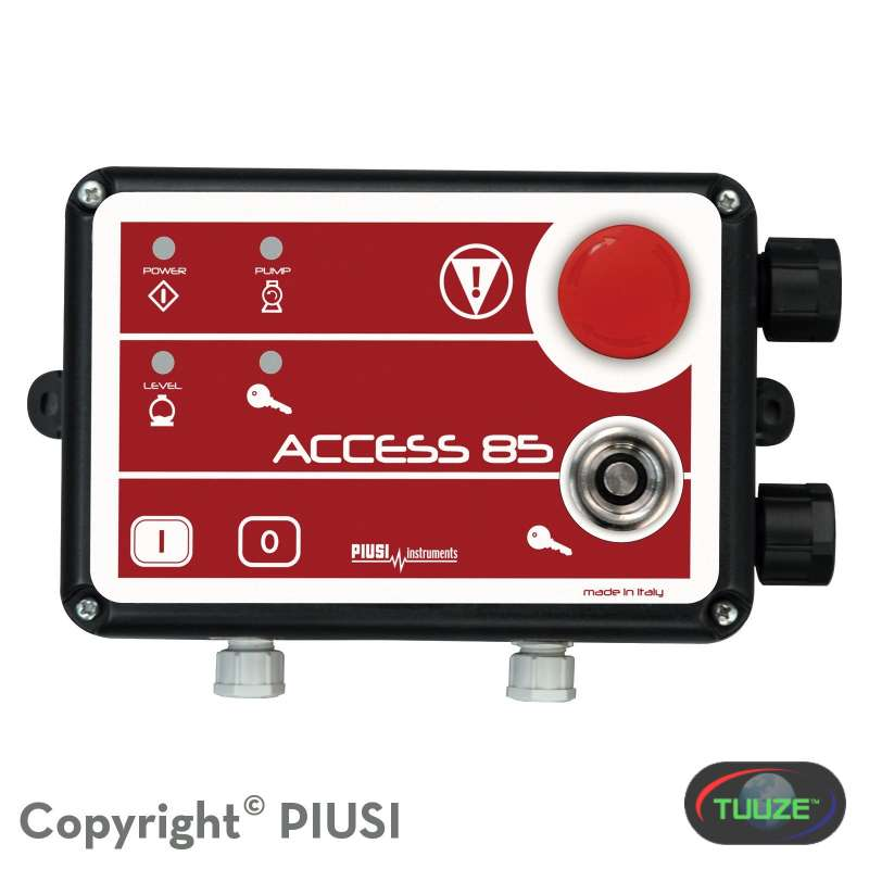 Access 85 Fluid Monitoring