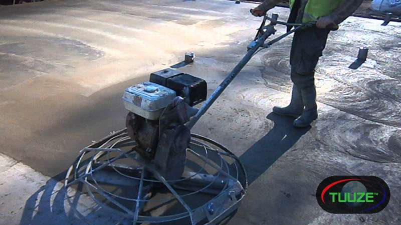 Active Power Trowel Machine For Hire