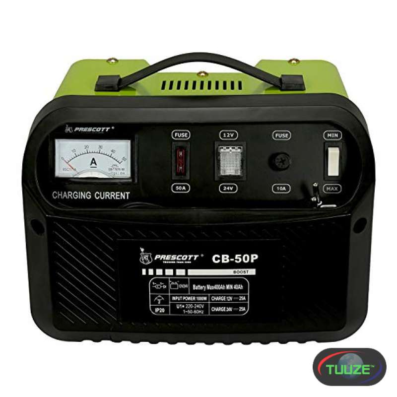 Battery Charger Heavy Duty Cycle