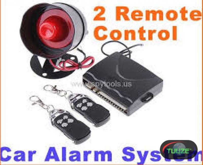 CAR ALARM ENGINE IMMOBILIZER  NAJ TRACKING