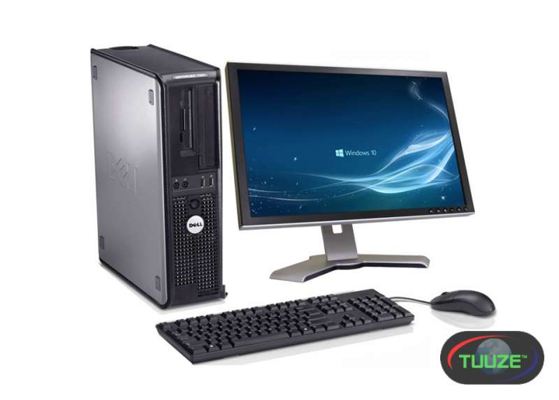 COMPLETE GAMING DESKTOP Core 2duo with 19INCH TFT