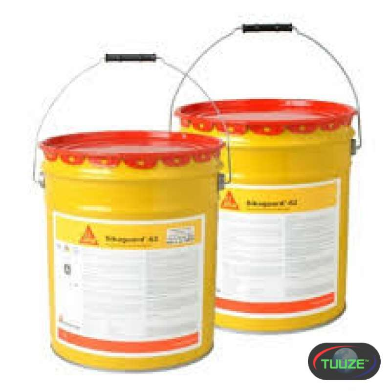 Concrete protection acid proofing
