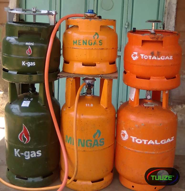 Cooking Gas  Free Delivery in Kisumu