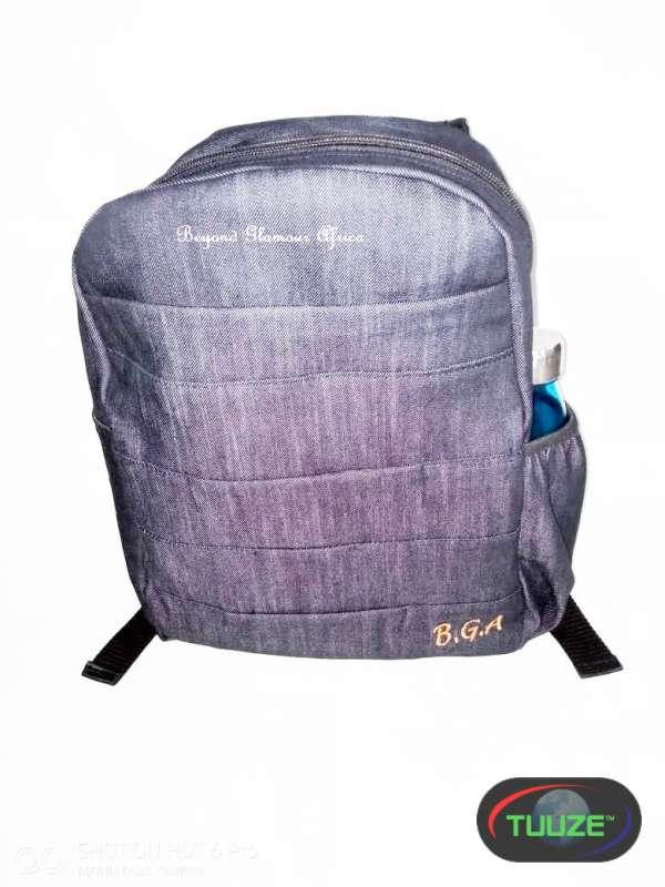 Denim Classic Laptop Bag