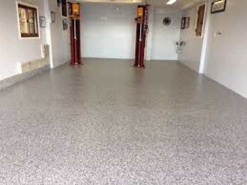 Epoxy garage floor coating services in Kenya