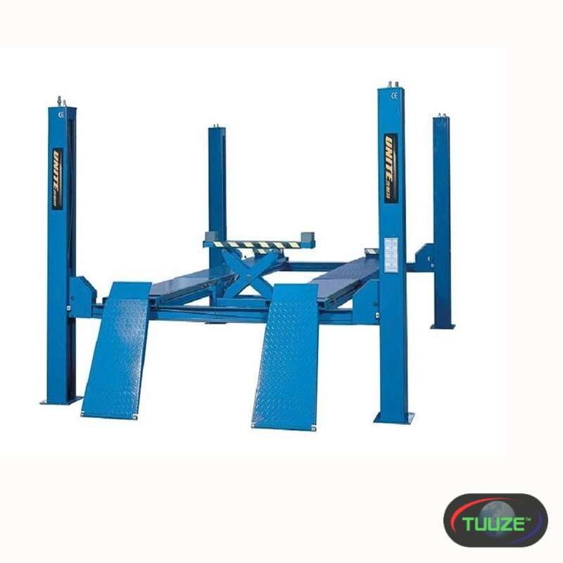Four Post Wheel Alignment Car Lift