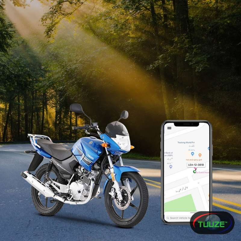 GPS Motorcycle Tracker   Mobile App   Installation