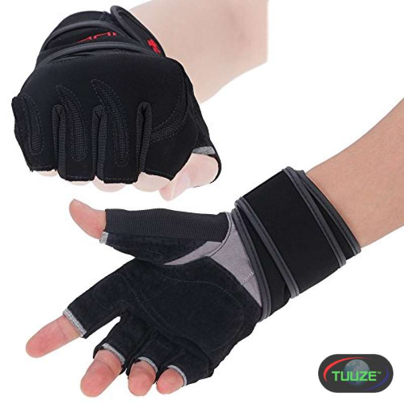 Half Finger Weightlifting Cycling Gloves
