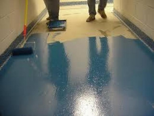 Industrial epoxy flooring services in Kenya