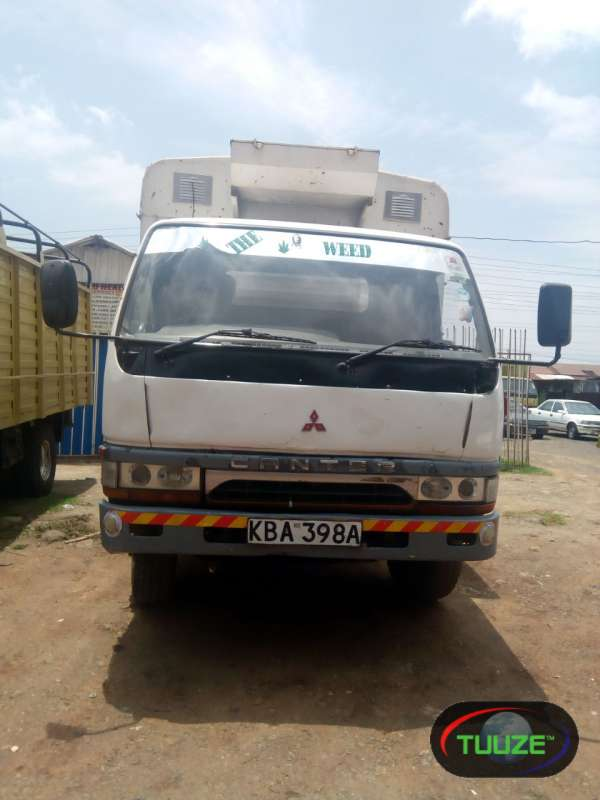 Mitsubishi Canter For Sale in Nairobi