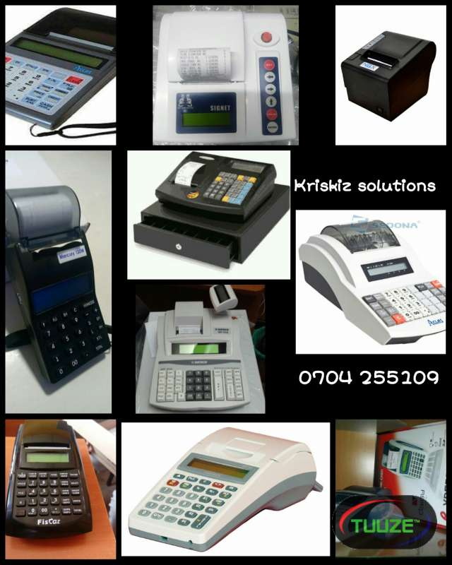 Office and Retail Cash Registers   Etr Machine Acl