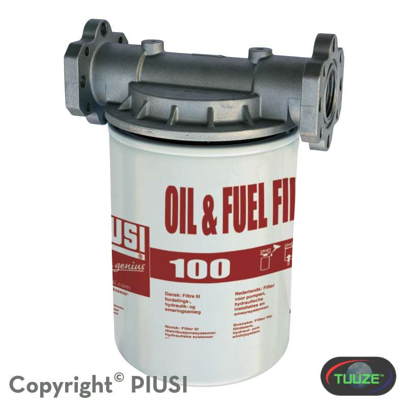 Oil And Fuel Filter 60 L Min