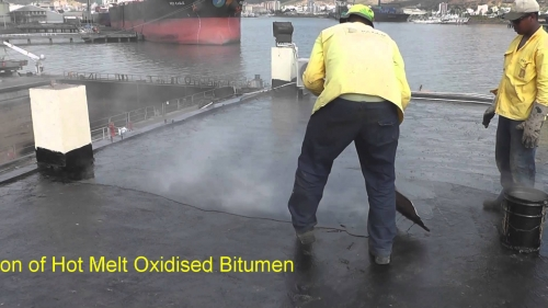 Oxidised Bitumen brown grade distributors