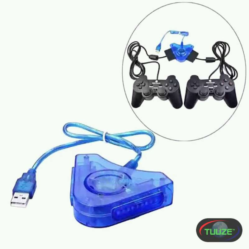PS2 PS3 PC Gamepad converter