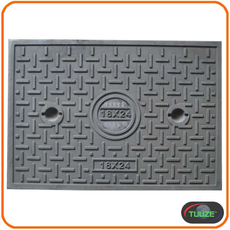 Polysynthetic Manhole Covers