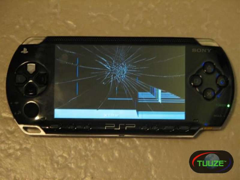 Psp screen repair