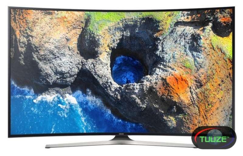 Samsung   55 Inch   UHD 4K Curved Smart LED TV