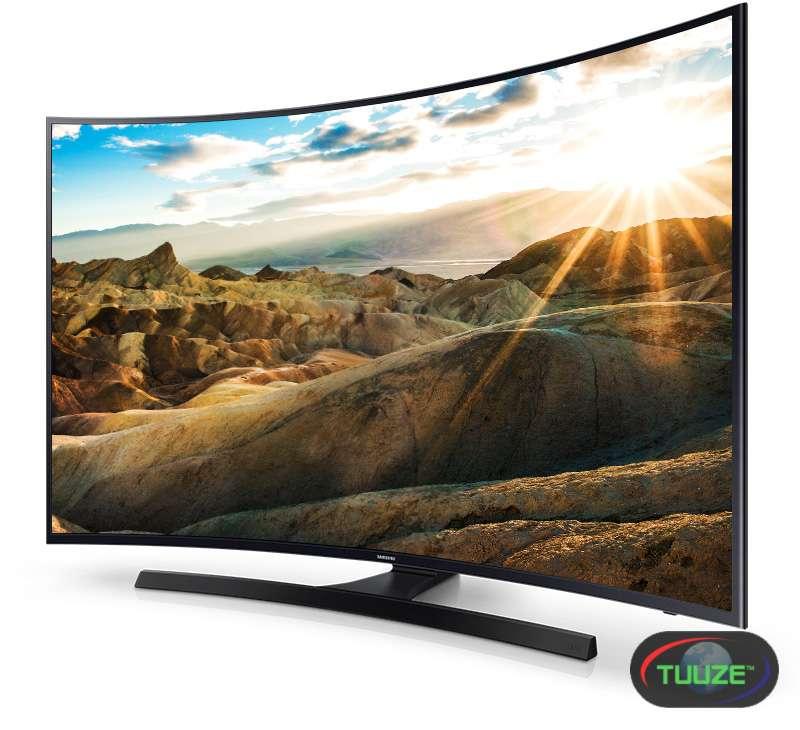Samsung 4K Curved UHD Smart LED TV