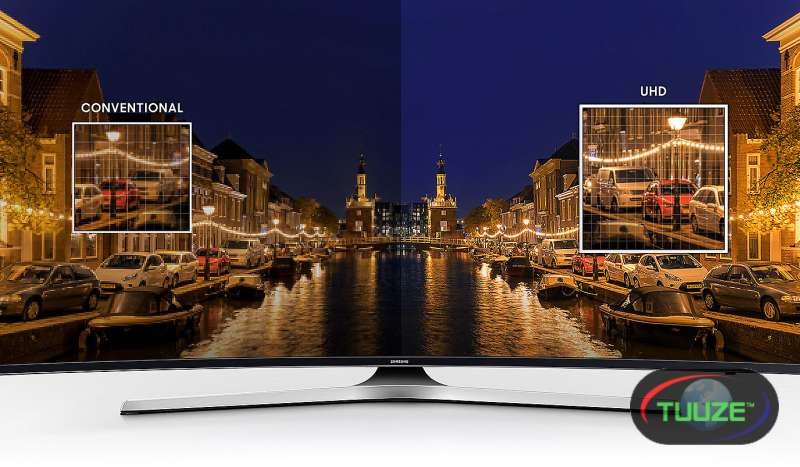 Samsung 65 Inch   UHD 4K Curved Smart TV