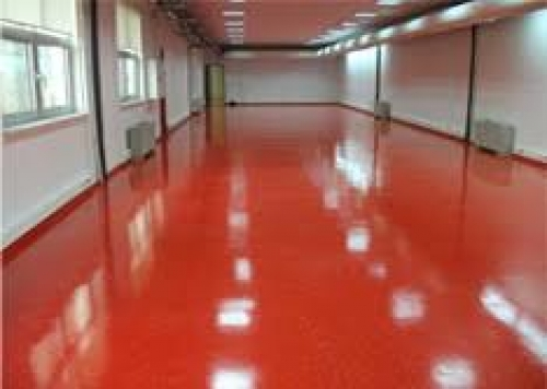 Self levelling epoxy flooring services in Kenya