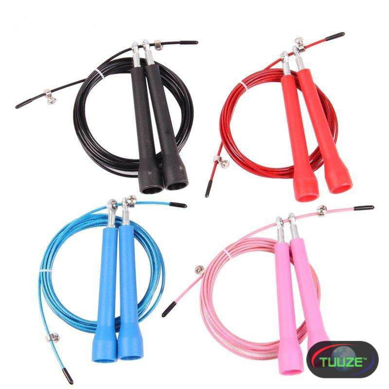 Speed Wire Skipping Adjustable Jump Rope
