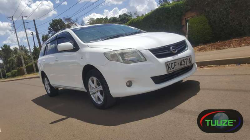 TOYOTA FIELDER Fully Loaded for sale