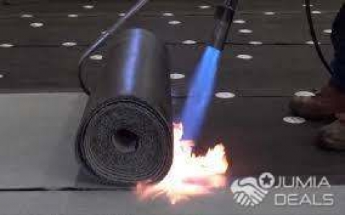 Torch on Bitumen Membranes