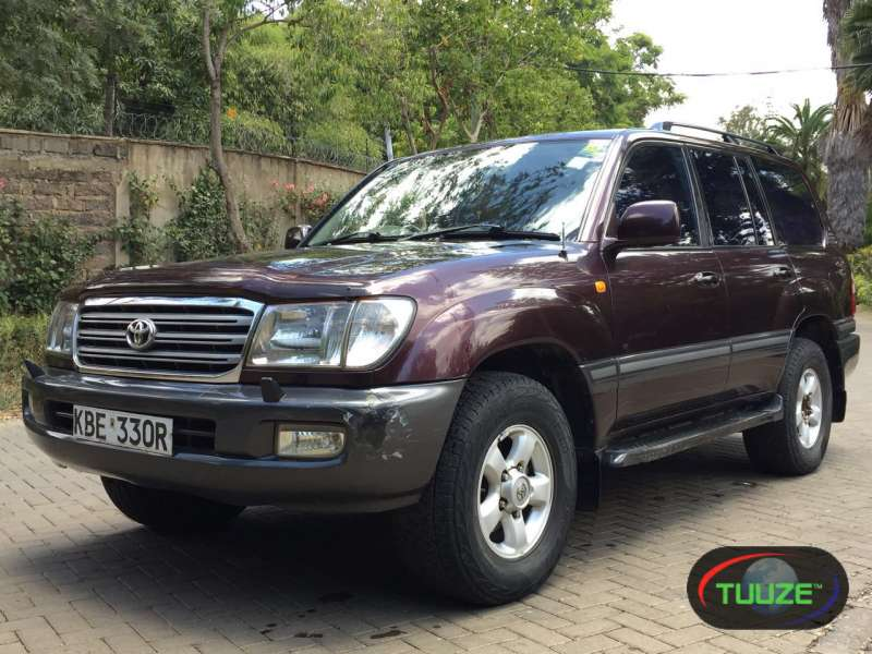 Toyota LandCruiser  Amazon  For Sale In Nairobi