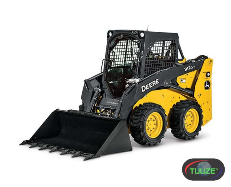 compact tracked loader for hire