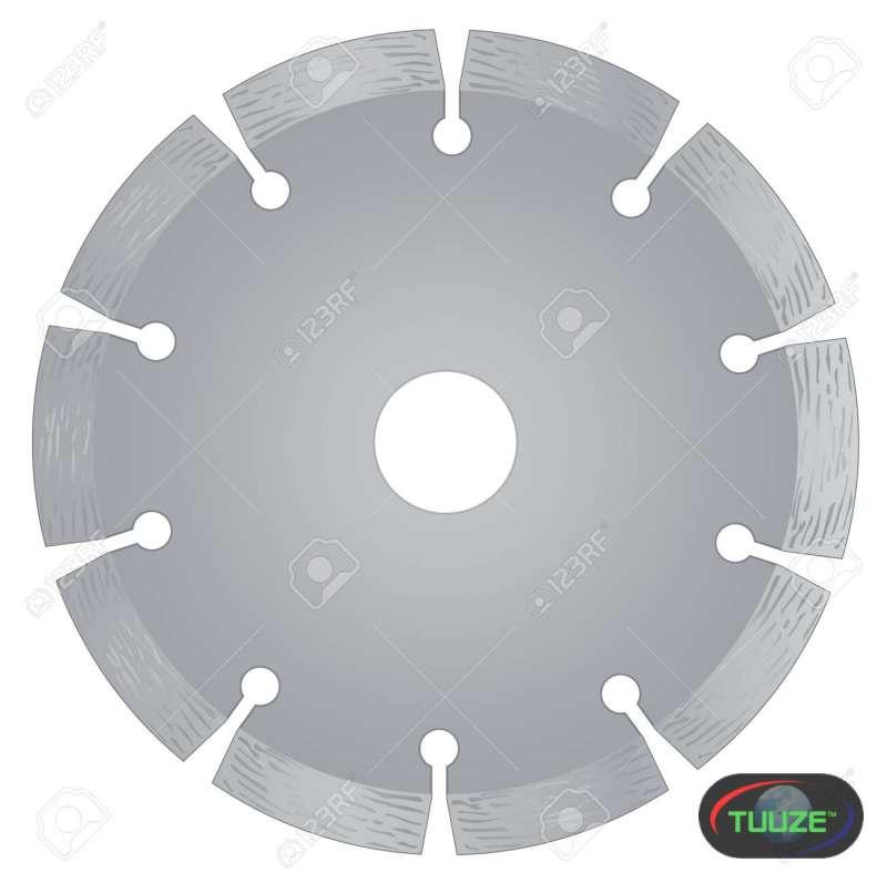 diamond cutting disk