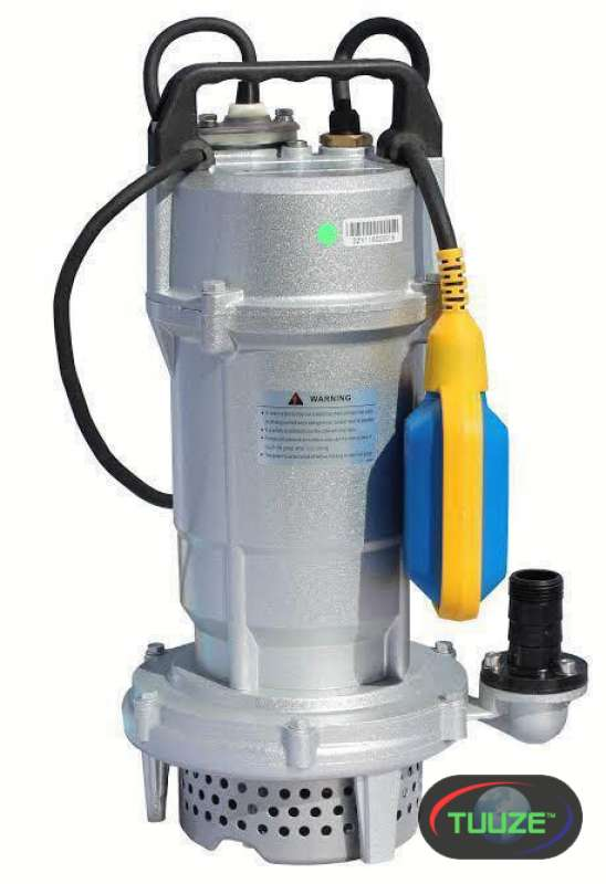 dirty and clean water submersible pump