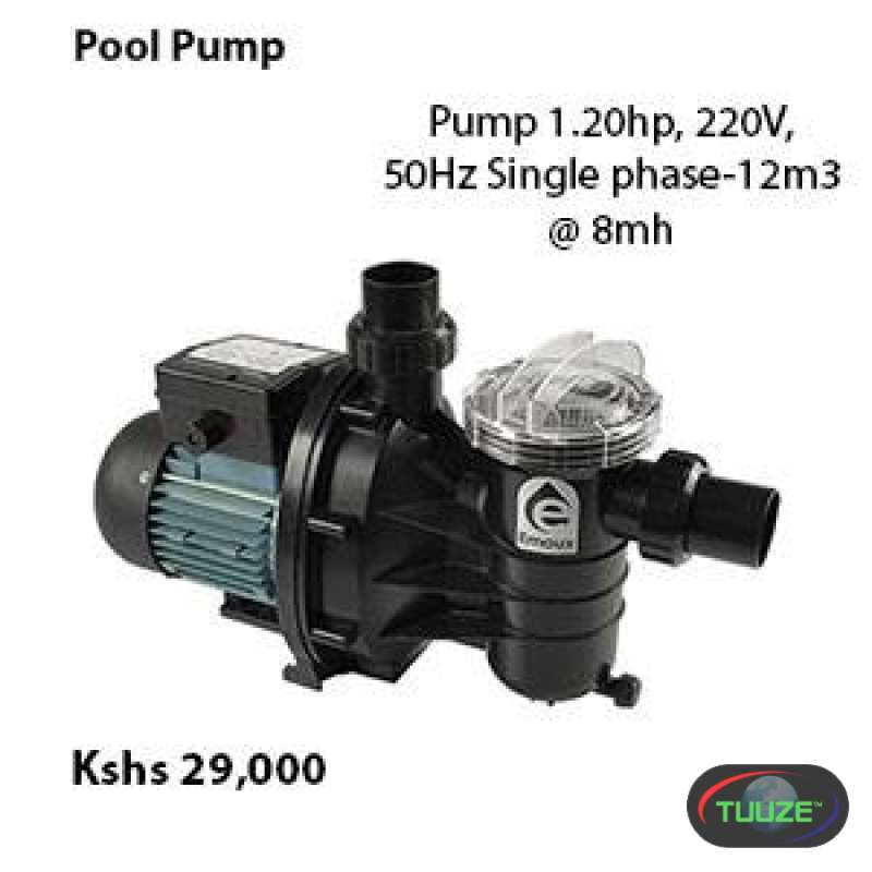 pool pump