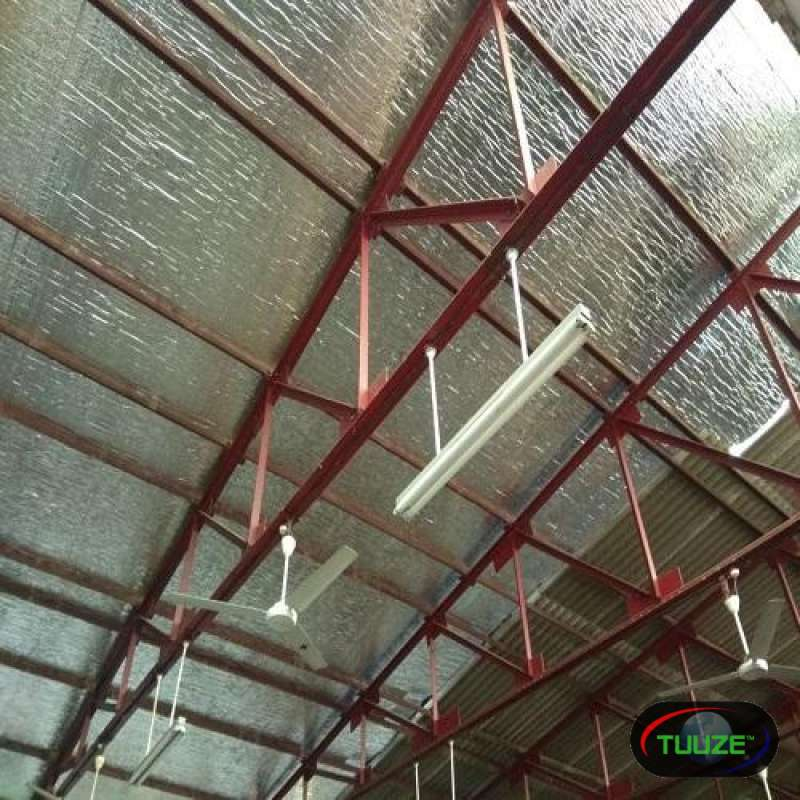 regular roof insulation
