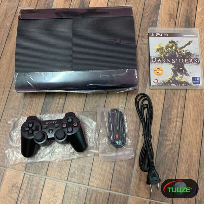 used ps3 available with 7 games