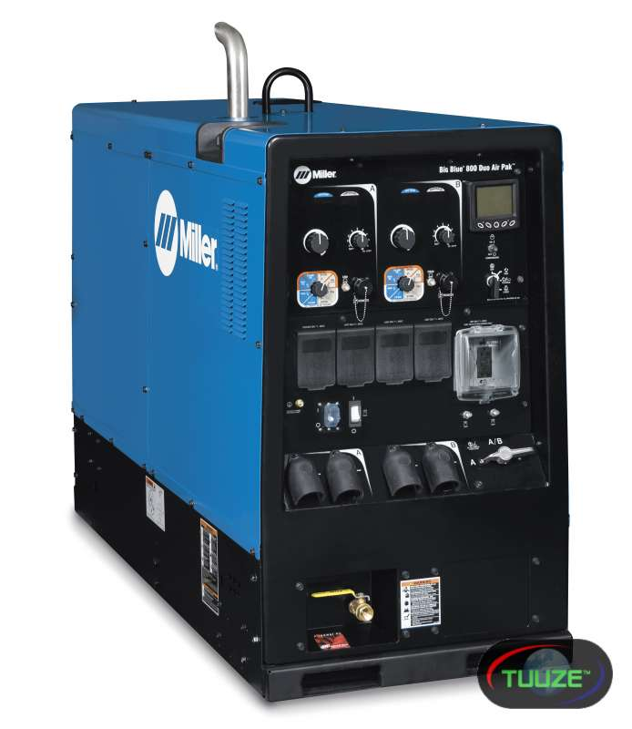 welder generator set for hire